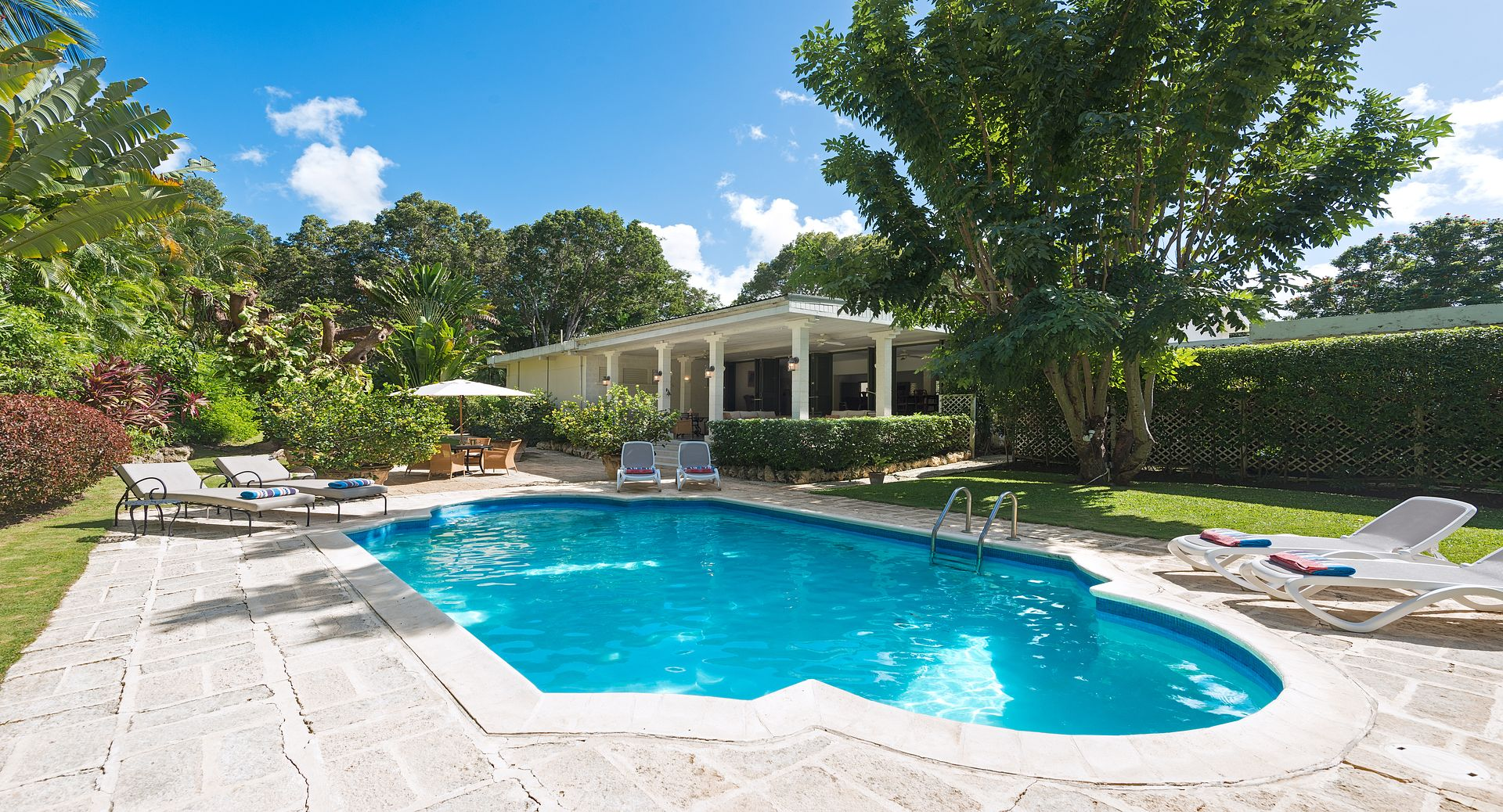 Sandy Lane villa rental