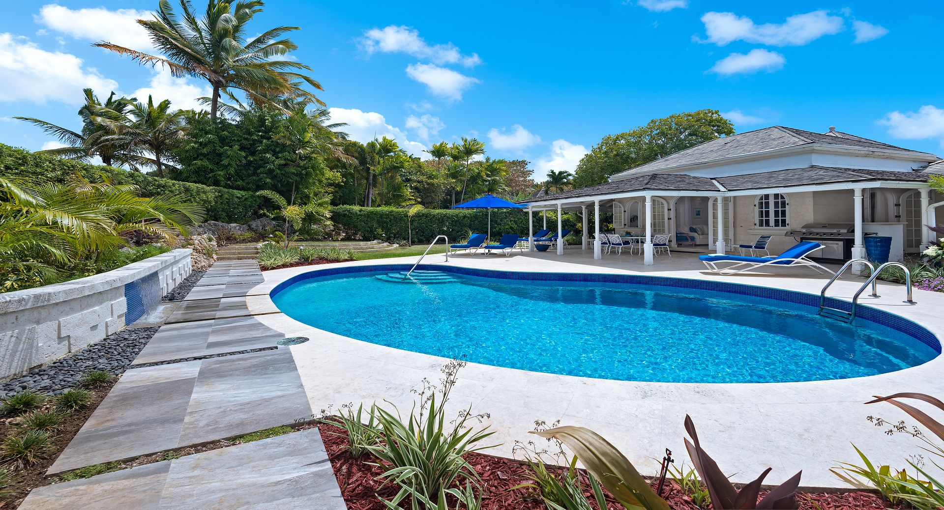 Royal Westmoreland villas