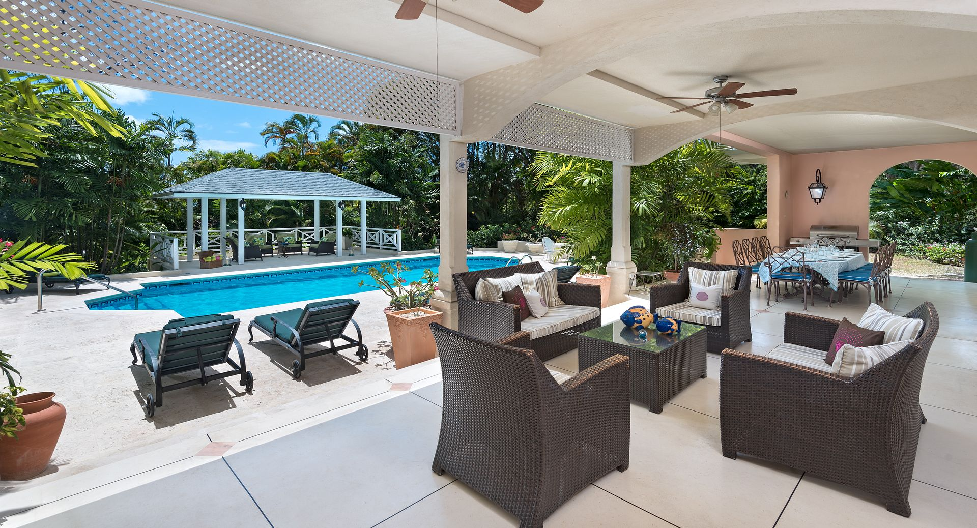 Sandy Lane villa