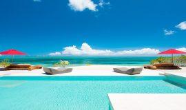 Grace Bay Beach Villa