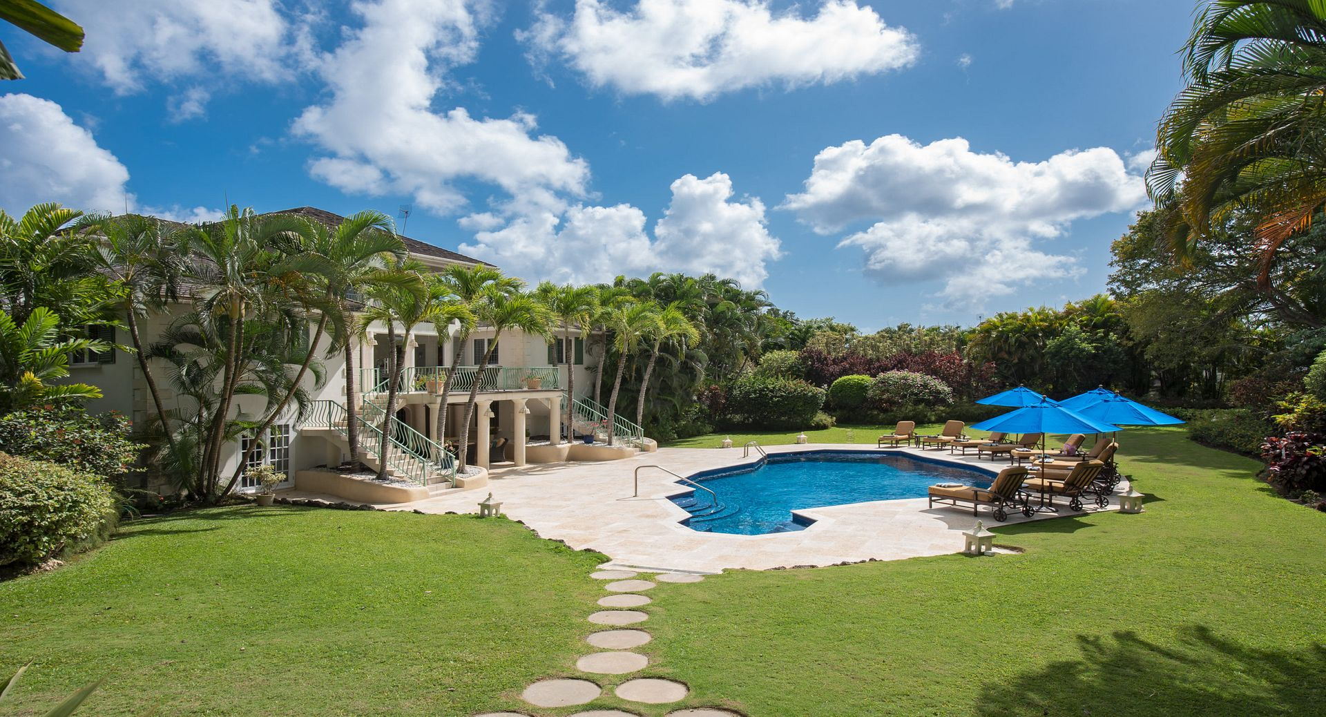 Sandy Lane Villas