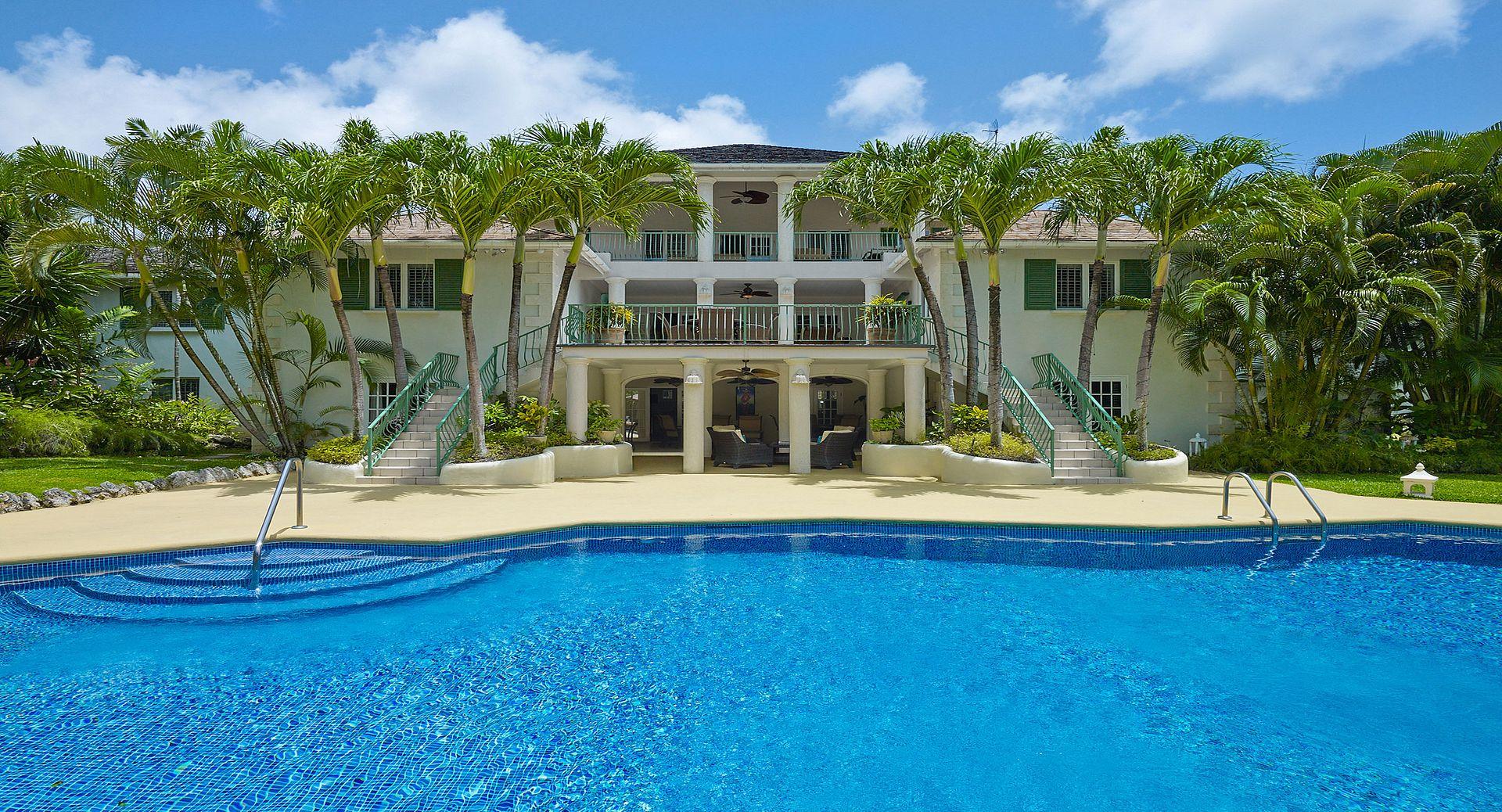 Family villa vacation