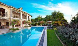 Luxury Barbados beach holiday