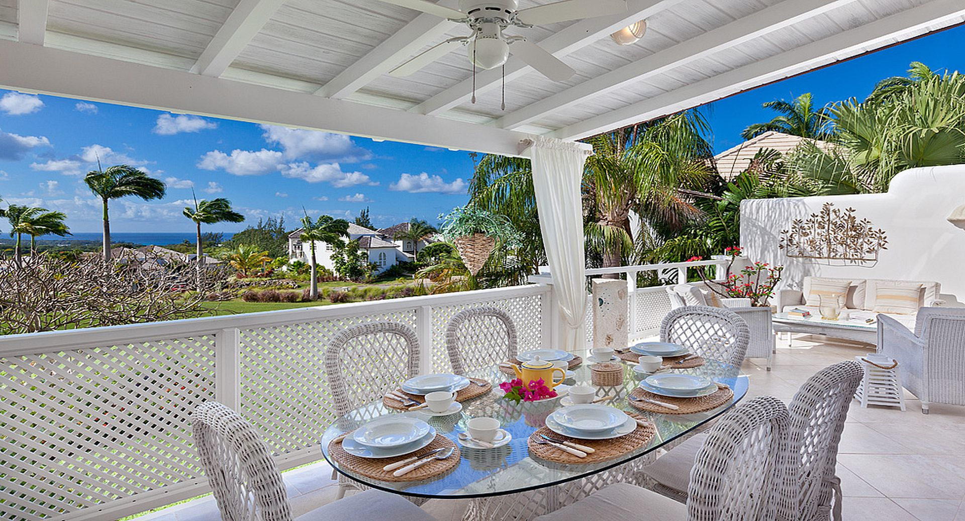 Royal Westmoreland rental villa