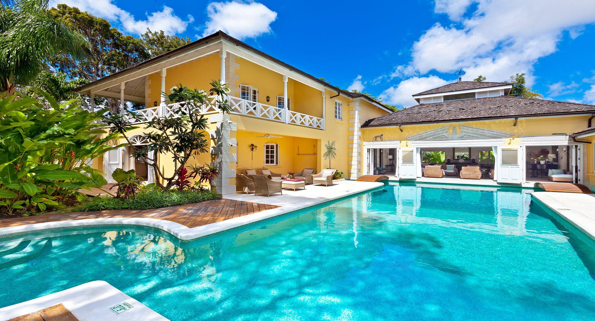 Barbados holiday villa