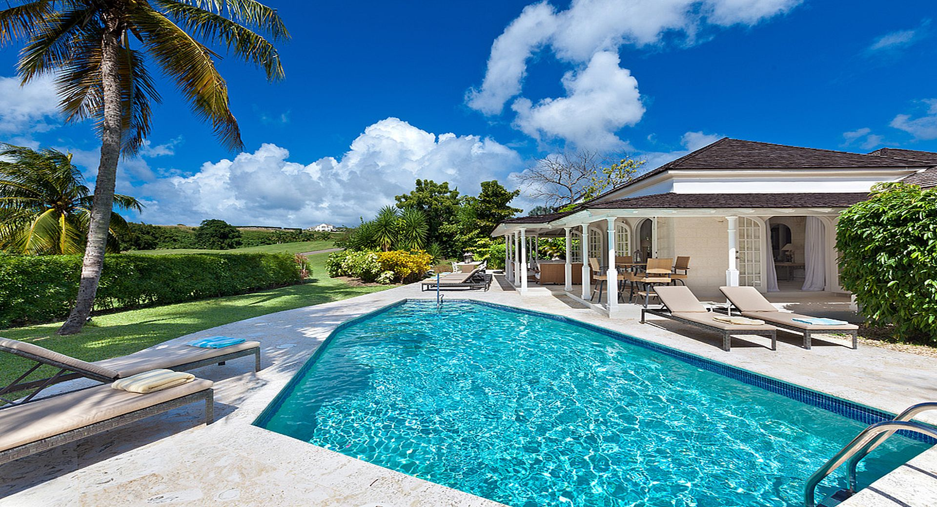 Royal Westmoreland Vacation Villa